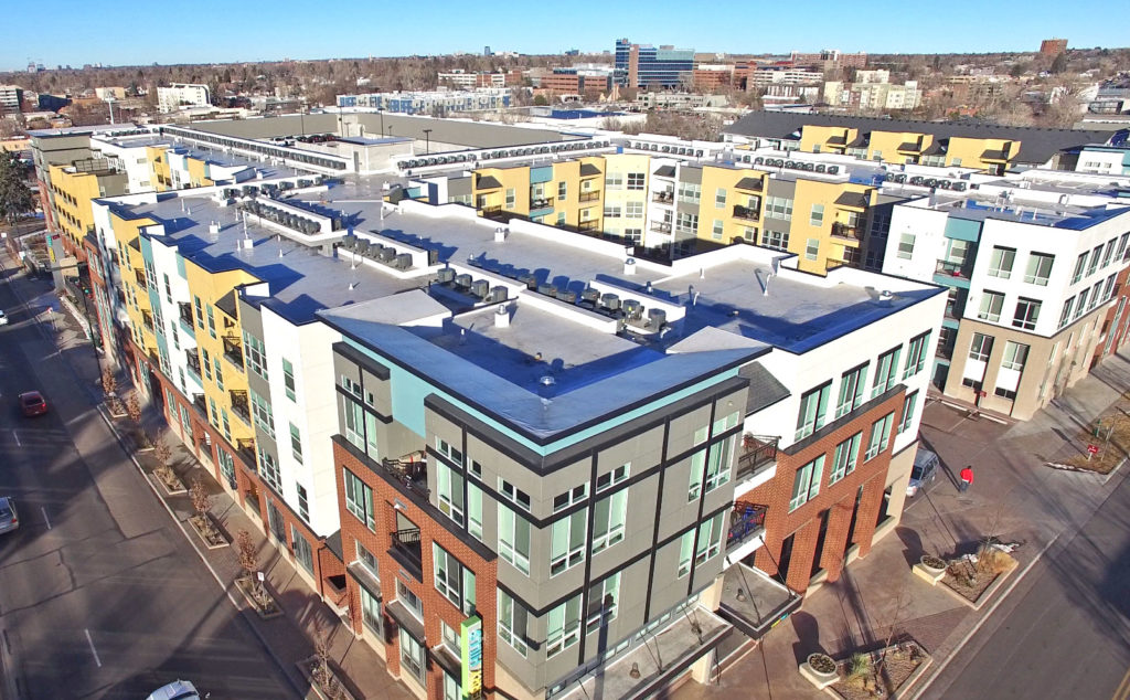Metal Roof Installer Denver Commercial Roofing Contractor