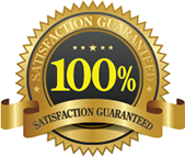 one hundred percent satisfaction roofing