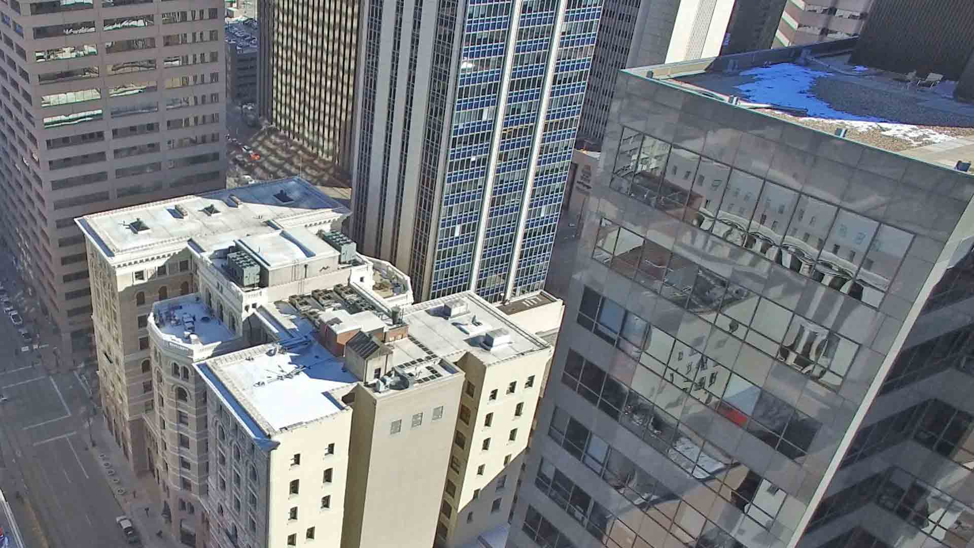 Equitable Building Roof Project